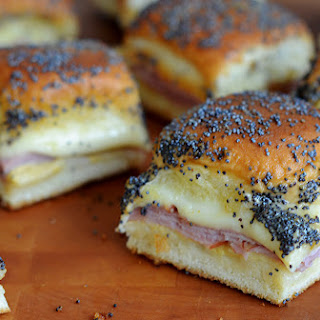 Ham & Cheese Tailgate Sliders
