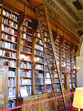 Photo: The more than 400,000 volumes in the library are composed heavily of legal and economic books.