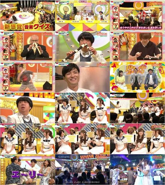 (TV-Variety)(720p) 乃木坂46 – バナナ♪ゼロミュージック 祝!レギュラーSP 160319