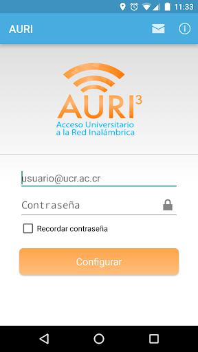 AURI UCR 1.8 screenshots 1