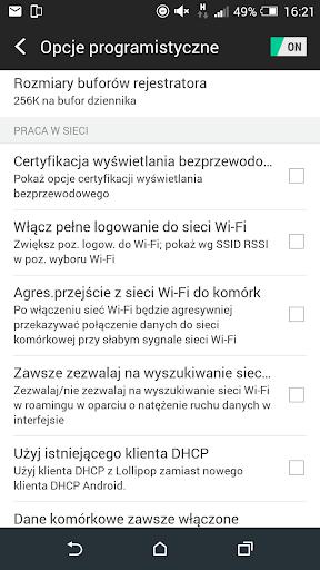 Developer Option  screenshots 3