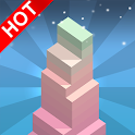 Stack Tower: Color Tiles icon