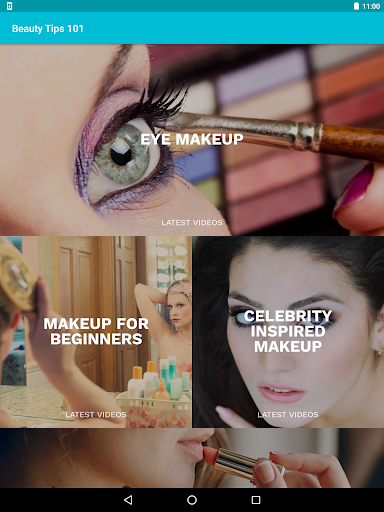 Beauty tips and fashion tricks  screenshots 9