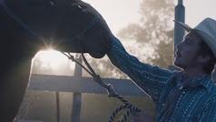 Fotograma de la película 'The Rider'.