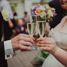 Wedding photographer Mila Osipova (delfina). Photo of 27.09.2017
