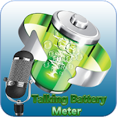 Talking Battery  Meter Alarms