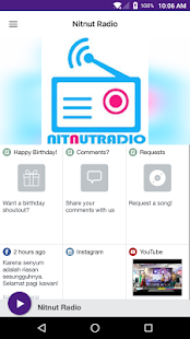 Nitnut Radio- screenshot thumbnail