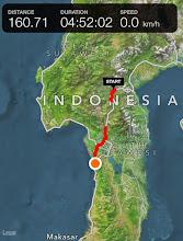 Photo: Rantepao – Pare Pare (Sulawesi) Martes 24 de marzo de 2015