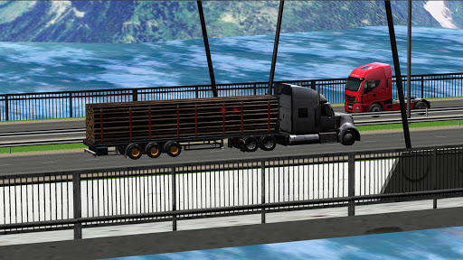 Truck Simulator PRO 2017  screenshots 9