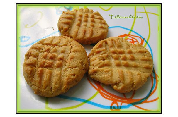 Peanut Butter Crunchies Recipe
