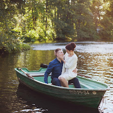 Wedding photographer Ekaterina Pochinalova (Pochinalova). Photo of 07.10.2016