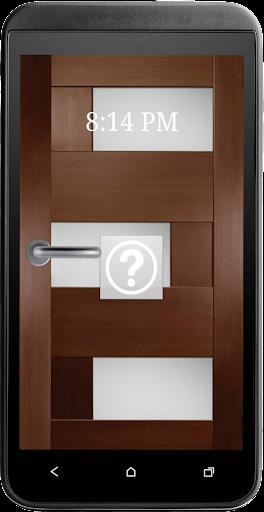 Door Screen Lock