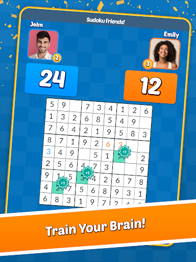 Sudoku Friends - Multiplayer Puzzle Game android2mod screenshots 15