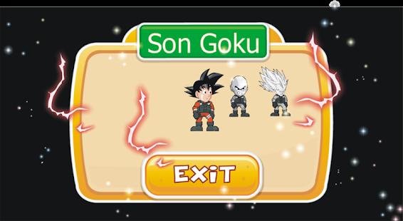 Goku Shooter Of Saiyan - náhled