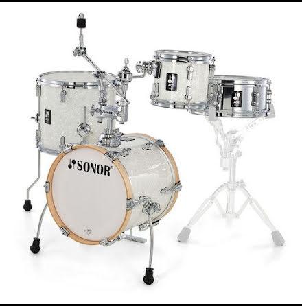 Sonor AQ2 Martini Set - White Pearl