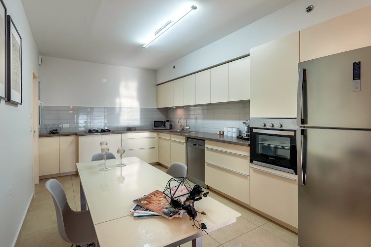 Fully equipped kitchen at King David VI-VII