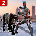 Multi Panther Hero Crime City Battle 2 icon
