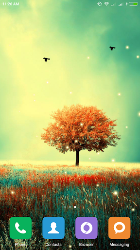 Awesome-Land Live wallpaper HD : Grow more trees screenshots 24