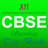 12th CBSE Sociology Text Books