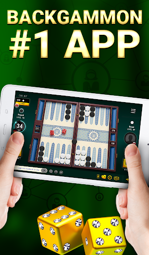 Backgammon Live - Free Online Board Game  screenshots 13