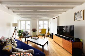 Appartement 2 pièces 51,72 m2