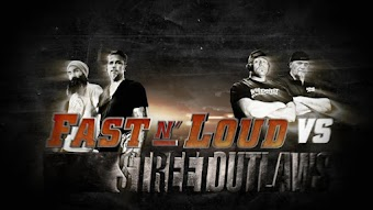 vs. Street Outlaws:  Build to Mega Race Part II