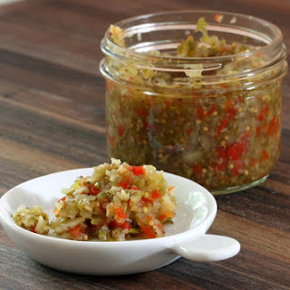 Sweet Cucumber Relish Recipes.
