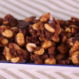 Maple Bacon Peanuts
