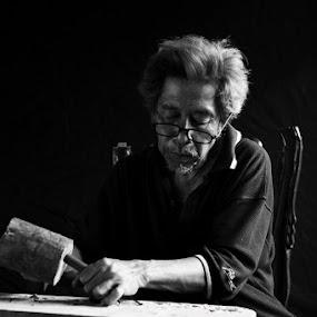 by Jayadi Salim - People Portraits of Men