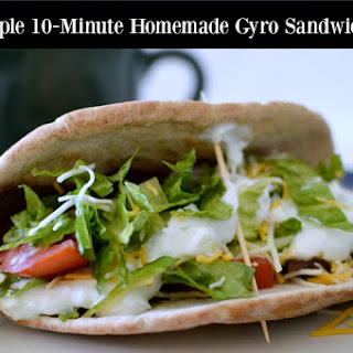 Homemade Gyro Sandwiches with Steak-umm®