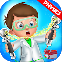 Science Experiments in Physics Lab – Fun & Tricks icon