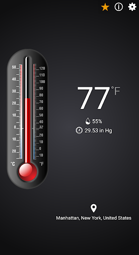 Thermometer++ screenshot 1