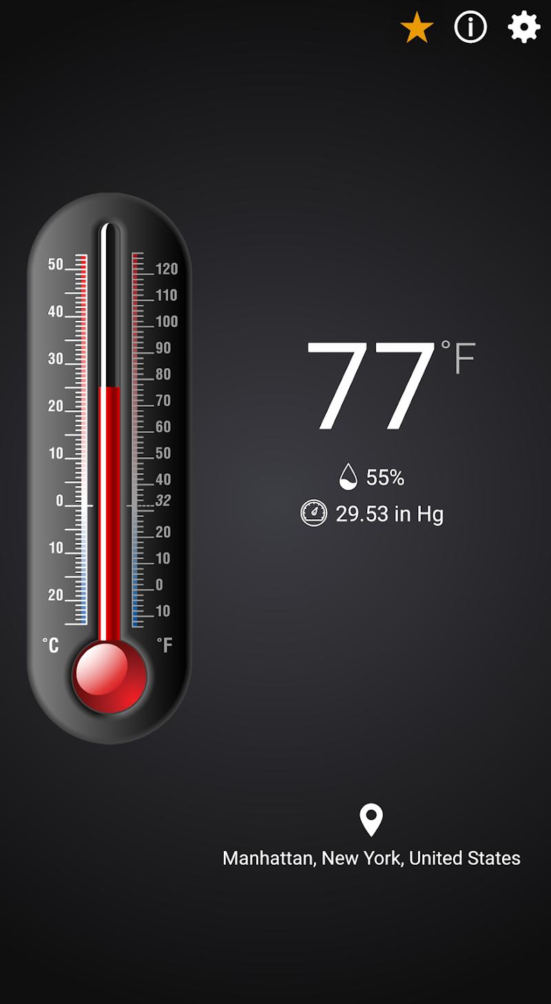 Thermometer++ Screenshot 0