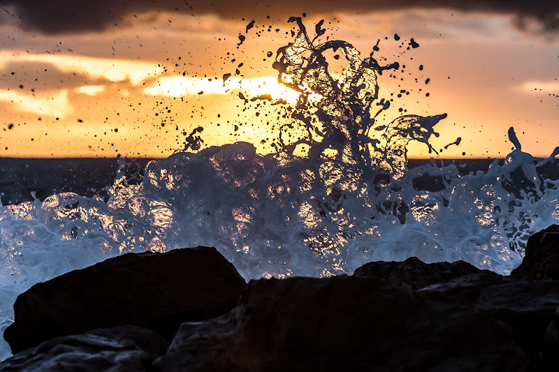 L'energia delle onde di Tindara