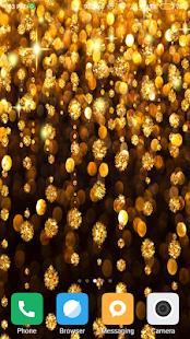 4K Glitter Wallpaper - náhled