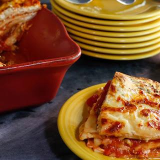 Judge Patricia DiMango's Lasagna