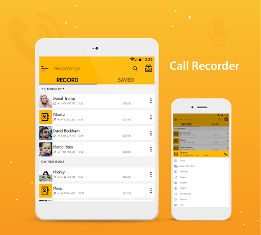 Call recorder for PC