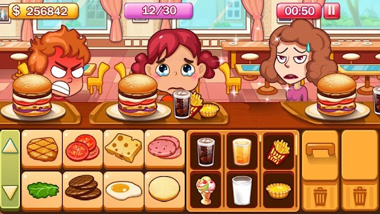 Burger Tycoon - náhled