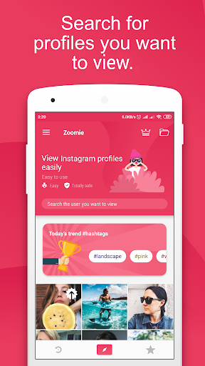 Zoomie: Story Saver & Video Download for Instagram ss3