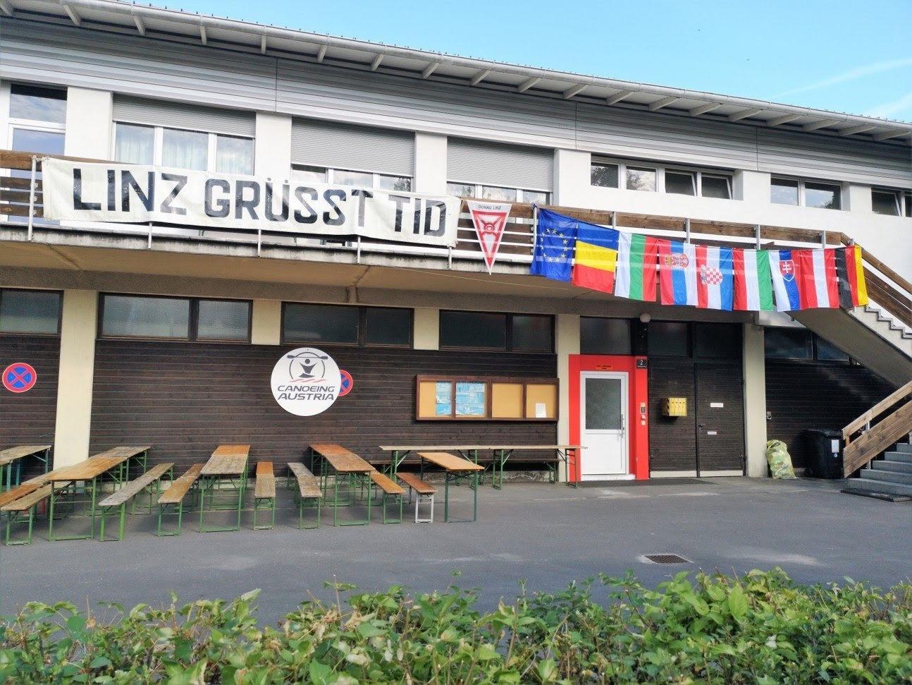 Linz grüßt die TID