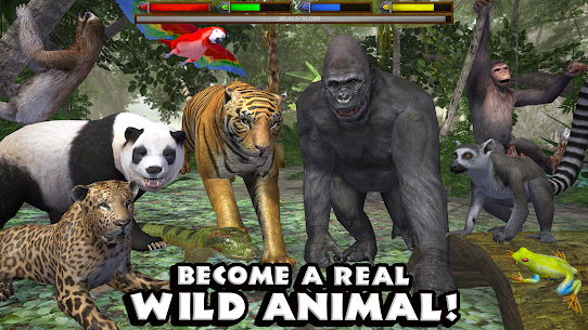Ultimate Jungle Simulator [Mod] 1