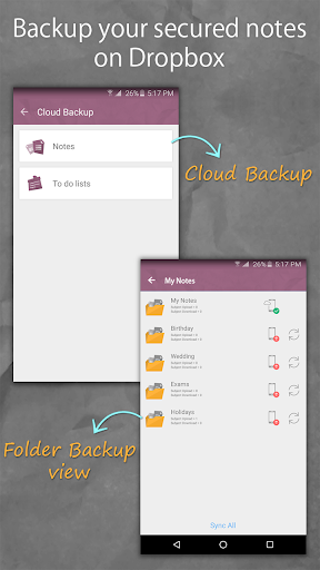 Secure Notes Lock - Notepad - Todo List screenshot 6