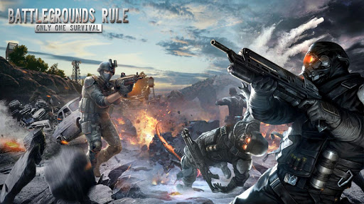Battlegrounds Rule : Only One Survival for PC