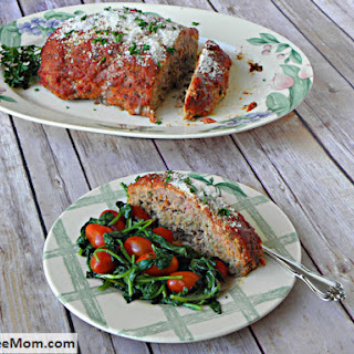 Italian Turkey Meatloaf & McCormick Give Away