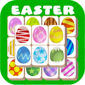 Easter Eggs Mahjong - Free Tower Mahjongg Game