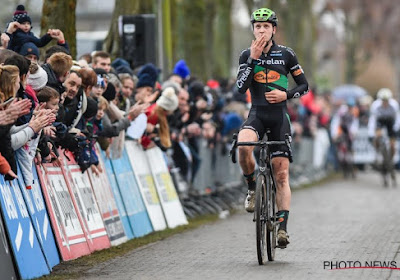 Nouvelle victoire belge au Tour du Danemark, Van Aert conserve le maillot de leader
