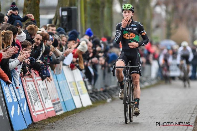 Veranda's Willems eert Goolaerts op best mogelijke manier in koers waarin Bakelants comeback maakte