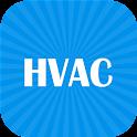 HVAC practice test icon