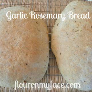 Rosemary and Garlic Bread take 2