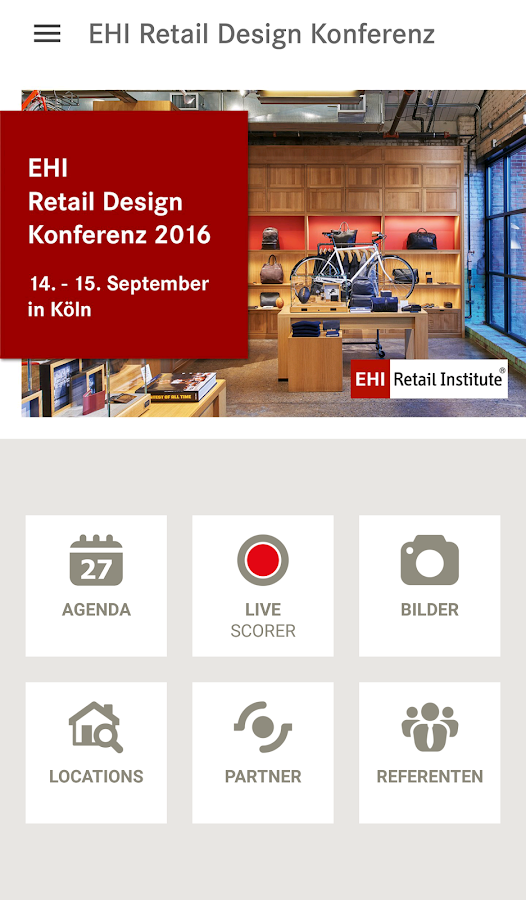 Ehi Retail Design Konferenz Android Apps On Google Play
